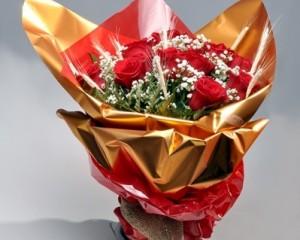 04 - Buque Luxo com Rosas