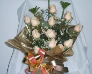 006 - Cachepot de Rosas